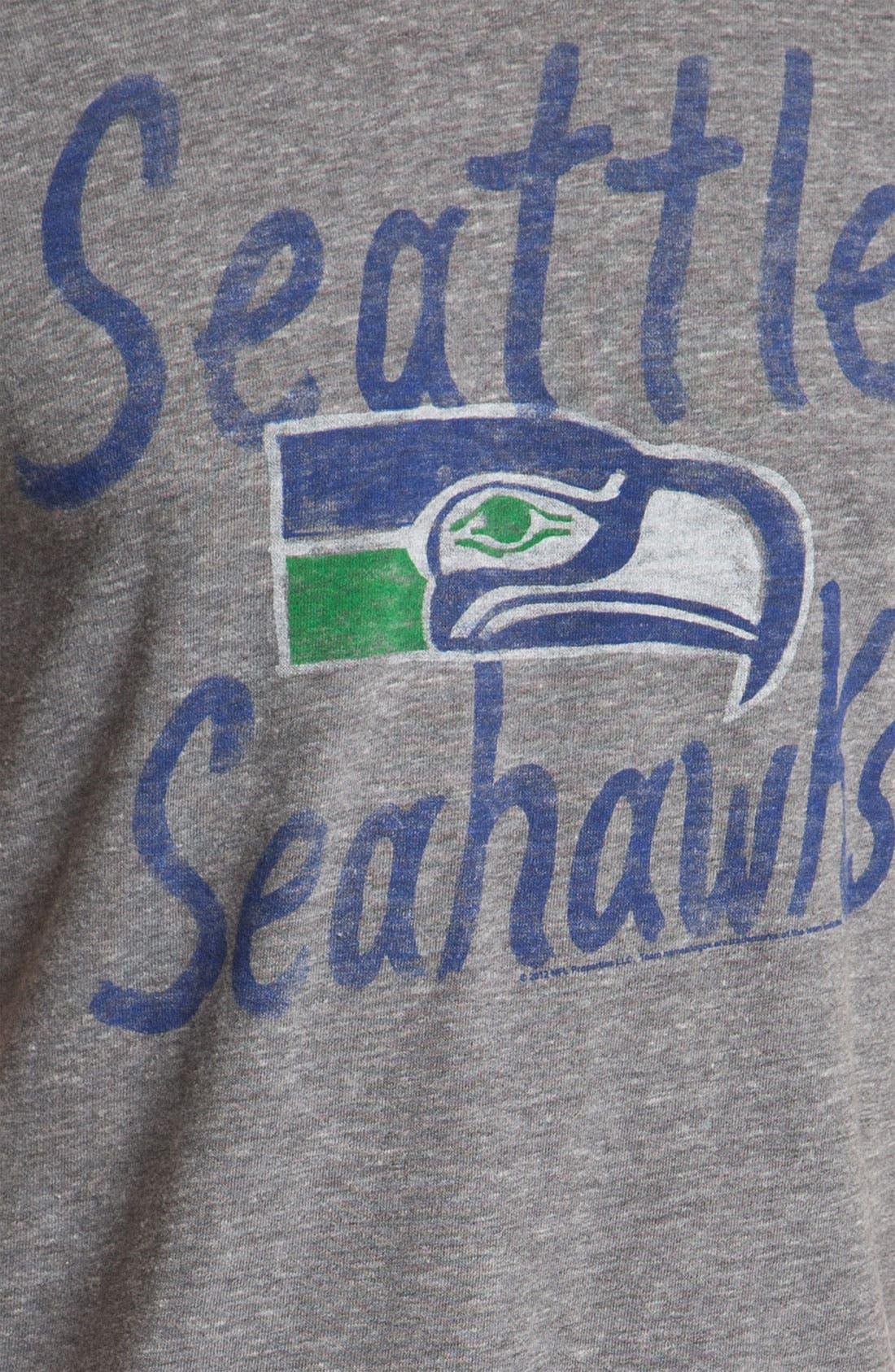 Alternate Image 3  - Junk Food 'Seattle Seahawks' T-Shirt