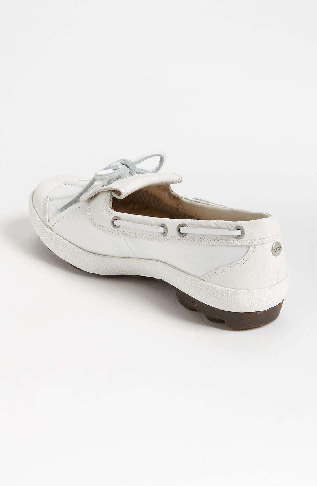 Alternate Image 2  - UGG® Australia 'Ashdale' Duck Shoe (Women)