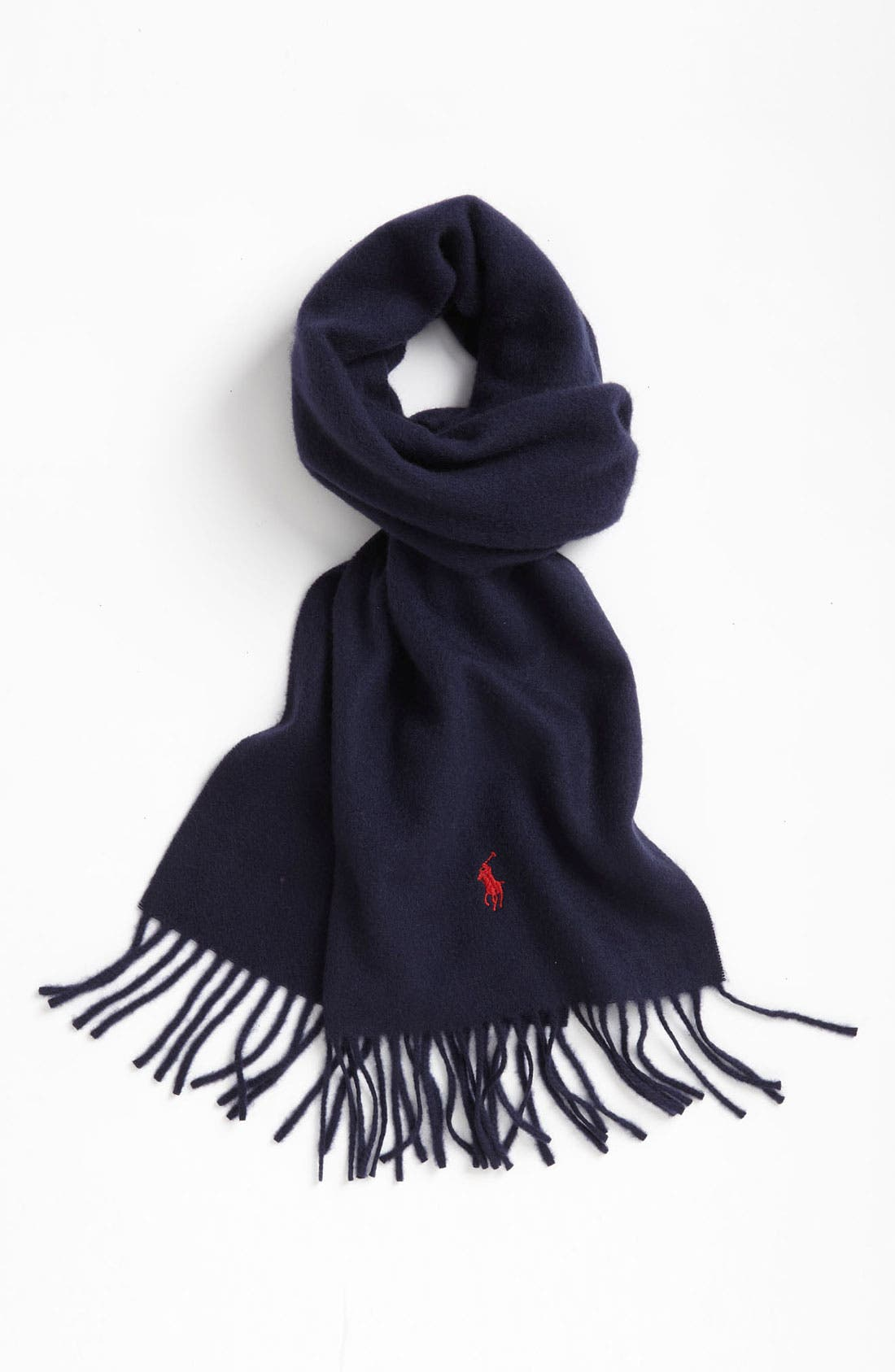 Alternate Image 1 Selected - Polo Ralph Lauren Cashmere Scarf