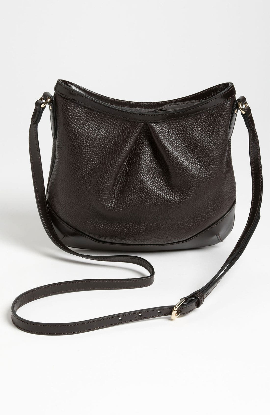 Alternate Image 4  - Burberry 'London Grainy' Leather Crossbody Bag