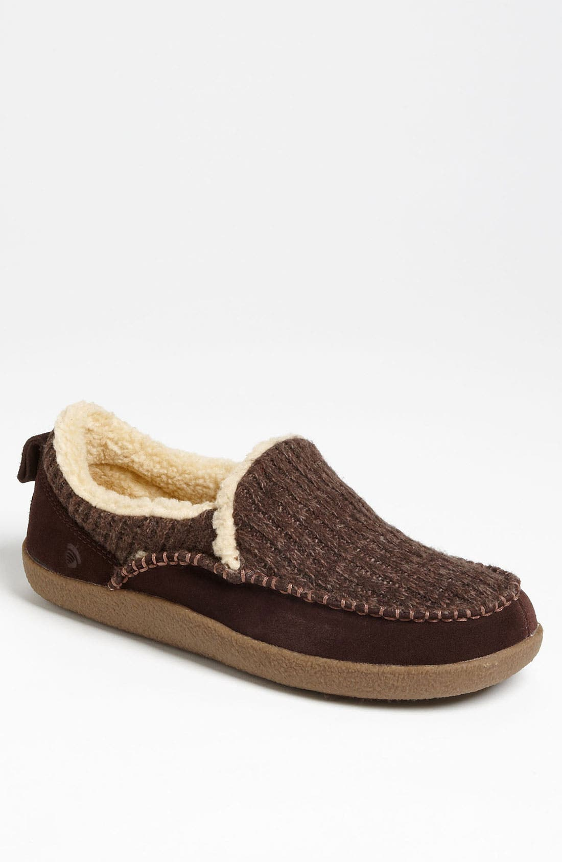 Alternate Image 1 Selected - Acorn 'Crosslander' Slipper (Men)