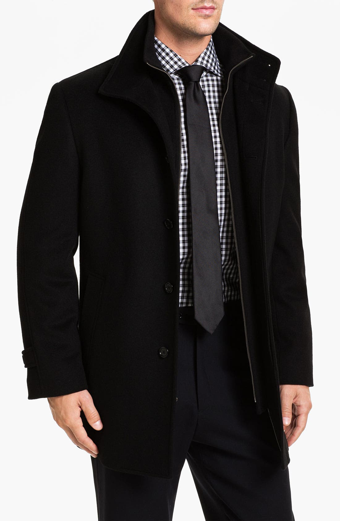 Main Image - Cardinal of Canada Wool Coat