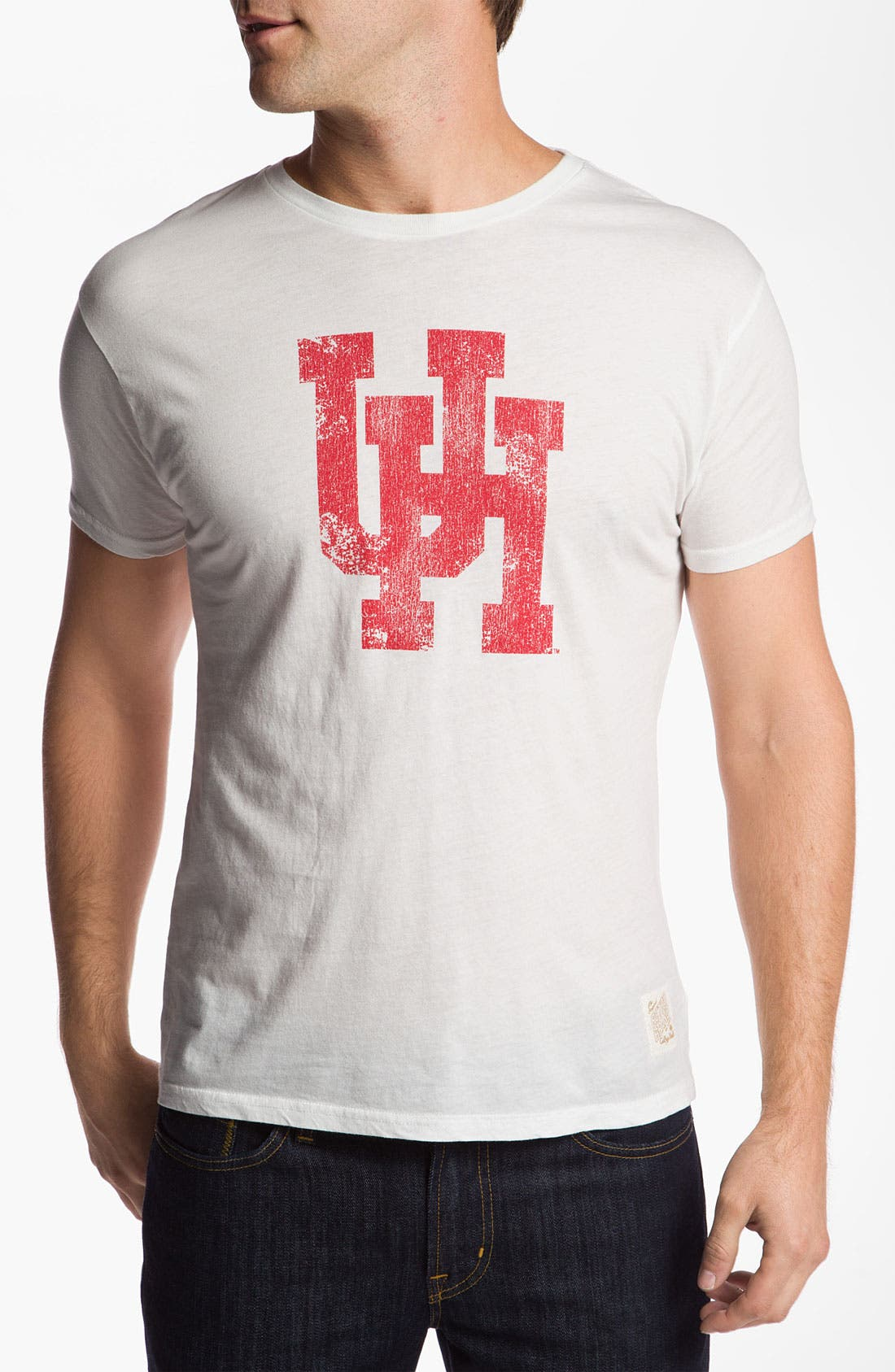 Main Image - The Original Retro Brand 'Houston Cougars' T-Shirt