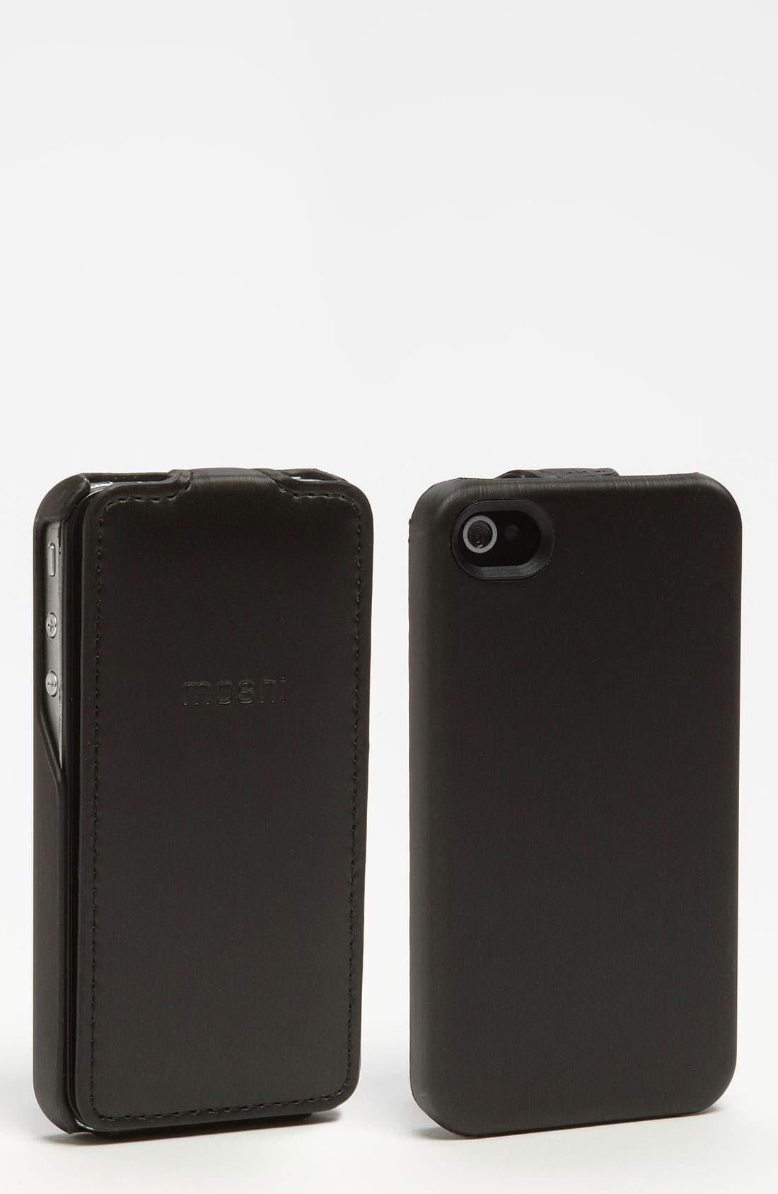 Alternate Image 1 Selected - Moshi 'Concerti - Premium' iPhone 4 & 4S Case