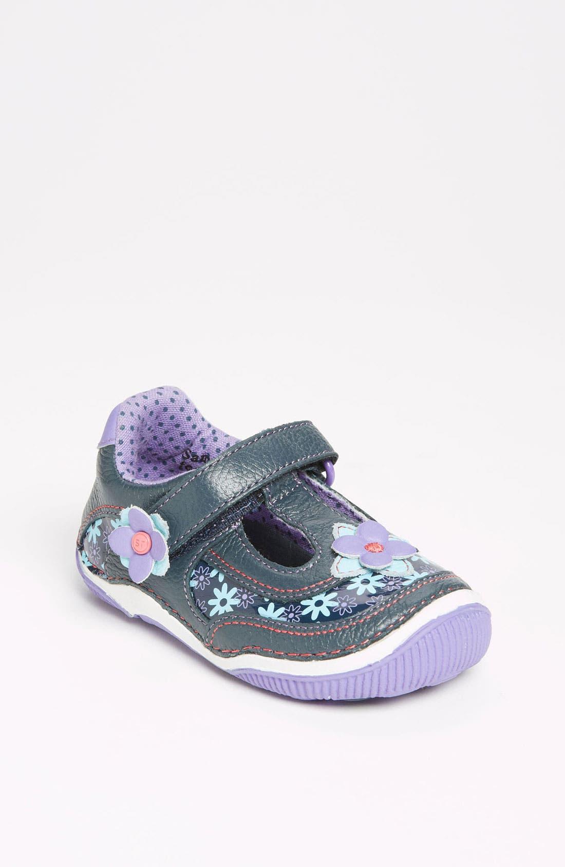 Main Image - Stride Rite 'Rain' Sneaker (Baby, Walker & Toddler)