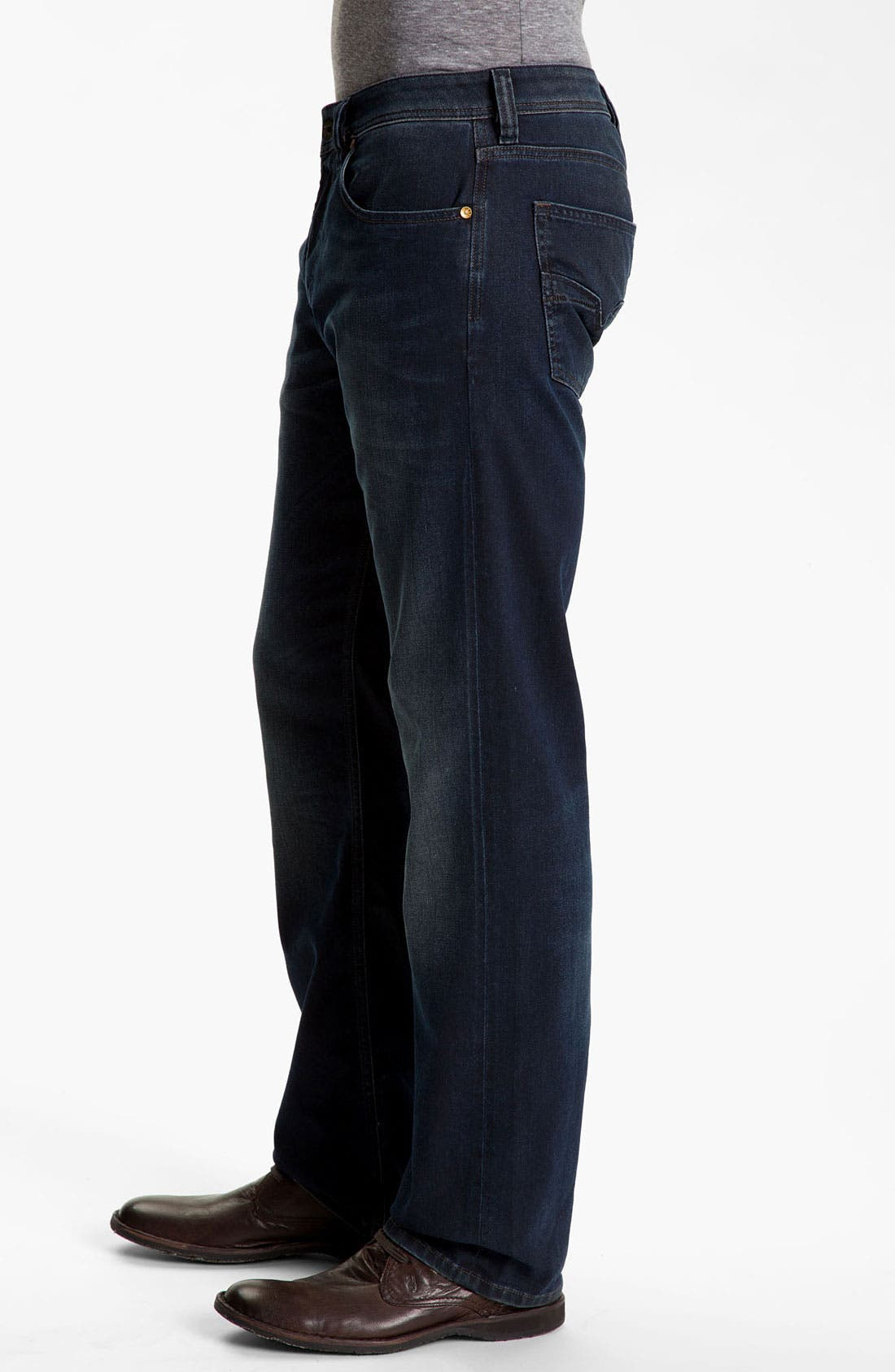 Alternate Image 3  - DIESEL® 'Larkee' Relaxed Straight Leg Jeans (882G)