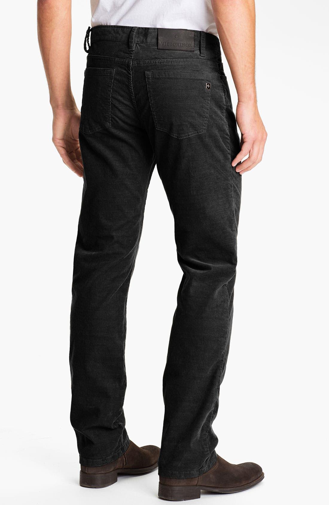 Alternate Image 2  - Victorinox Swiss Army® 'Berne' Corduroy Pants