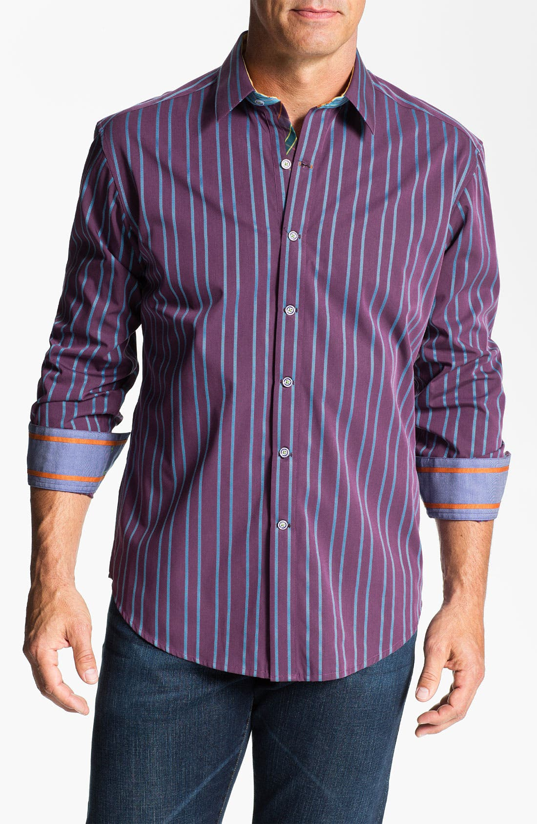 Alternate Image 1 Selected - Robert Graham 'Ravelin' Sport Shirt