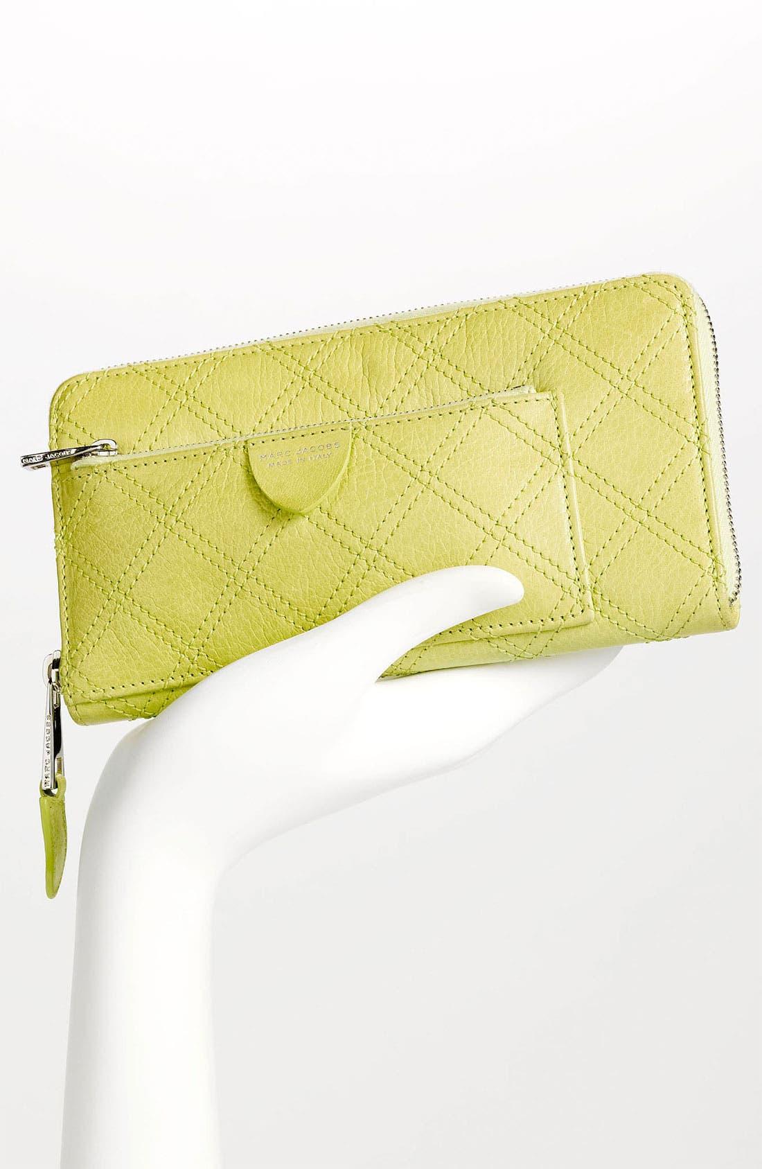 Alternate Image 2  - MARC JACOBS 'Sister' Leather Wallet