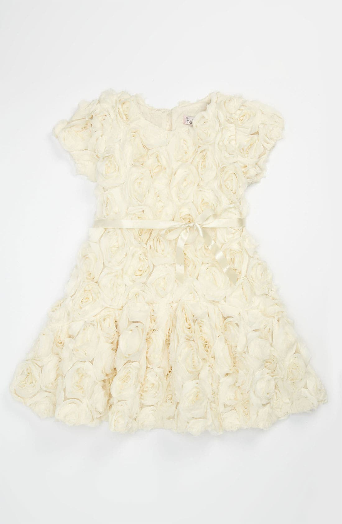 Alternate Image 1 Selected - Halabaloo 'Bouquet' Dress (Little Girls & Big Girls)