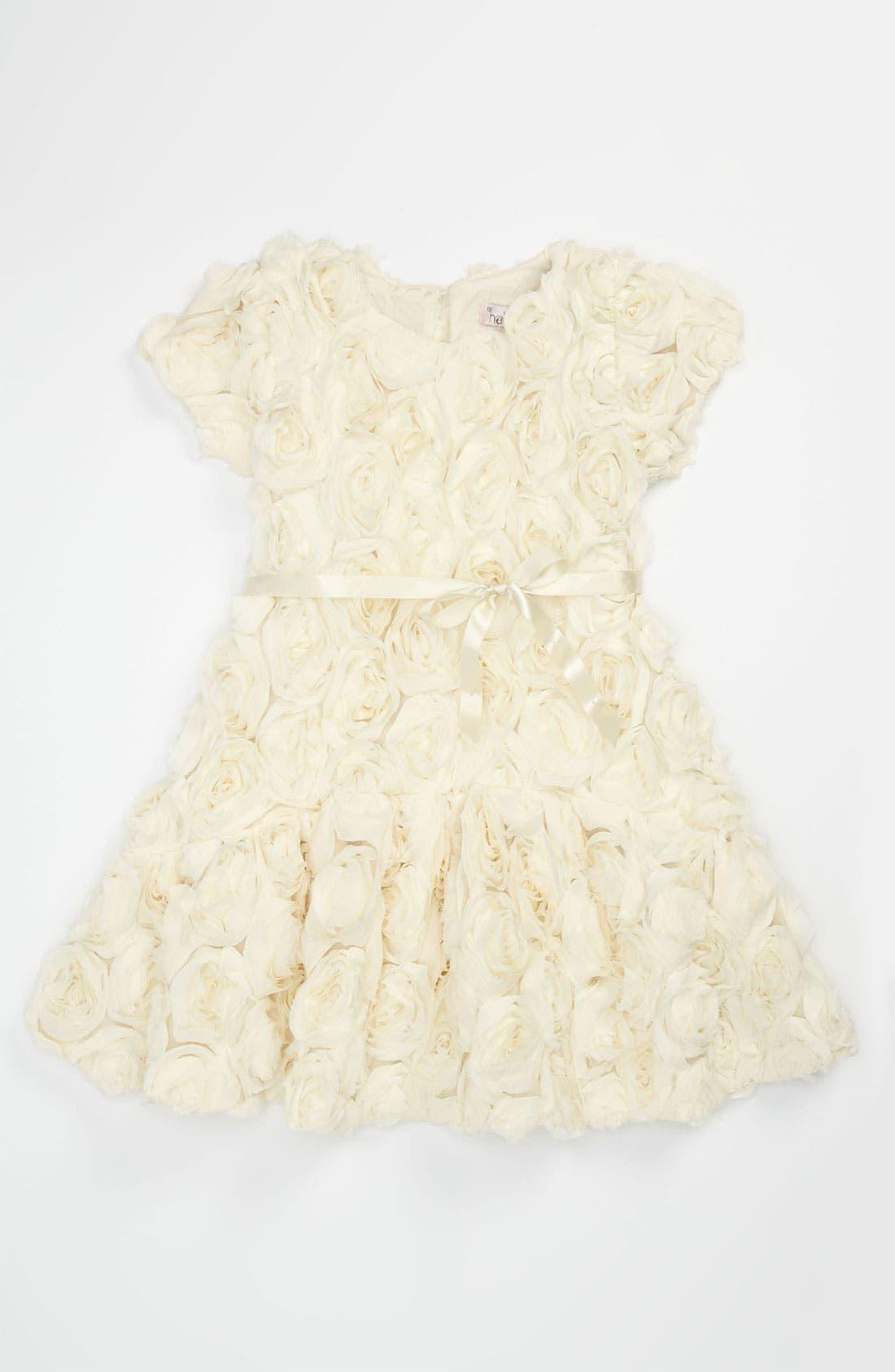 Main Image - Halabaloo 'Bouquet' Dress (Little Girls & Big Girls)