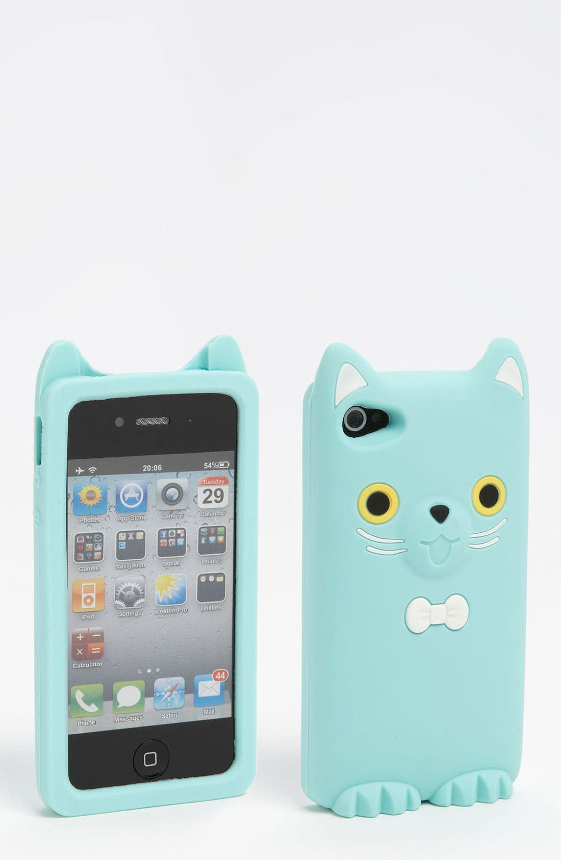 Alternate Image 1 Selected - BP. iPhone 4 & 4S Kitten Case