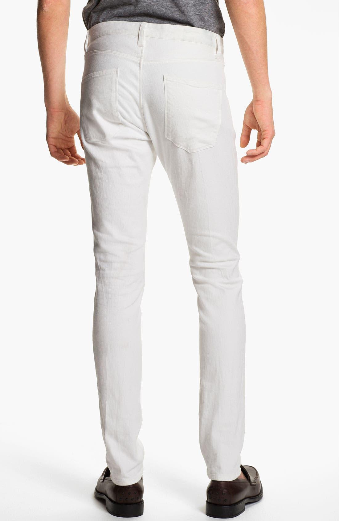 Main Image - Theory 'Raffi P Jost' Slim Leg Jeans (Online Only)