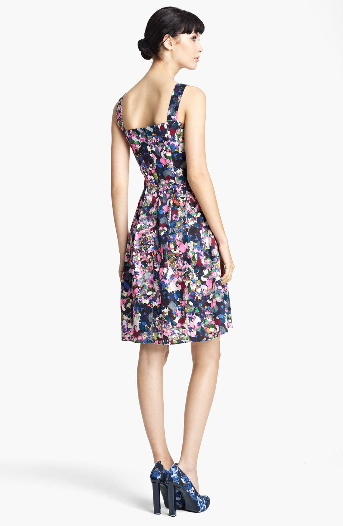 Alternate Image 2  - Erdem Full Skirted Tank Dress