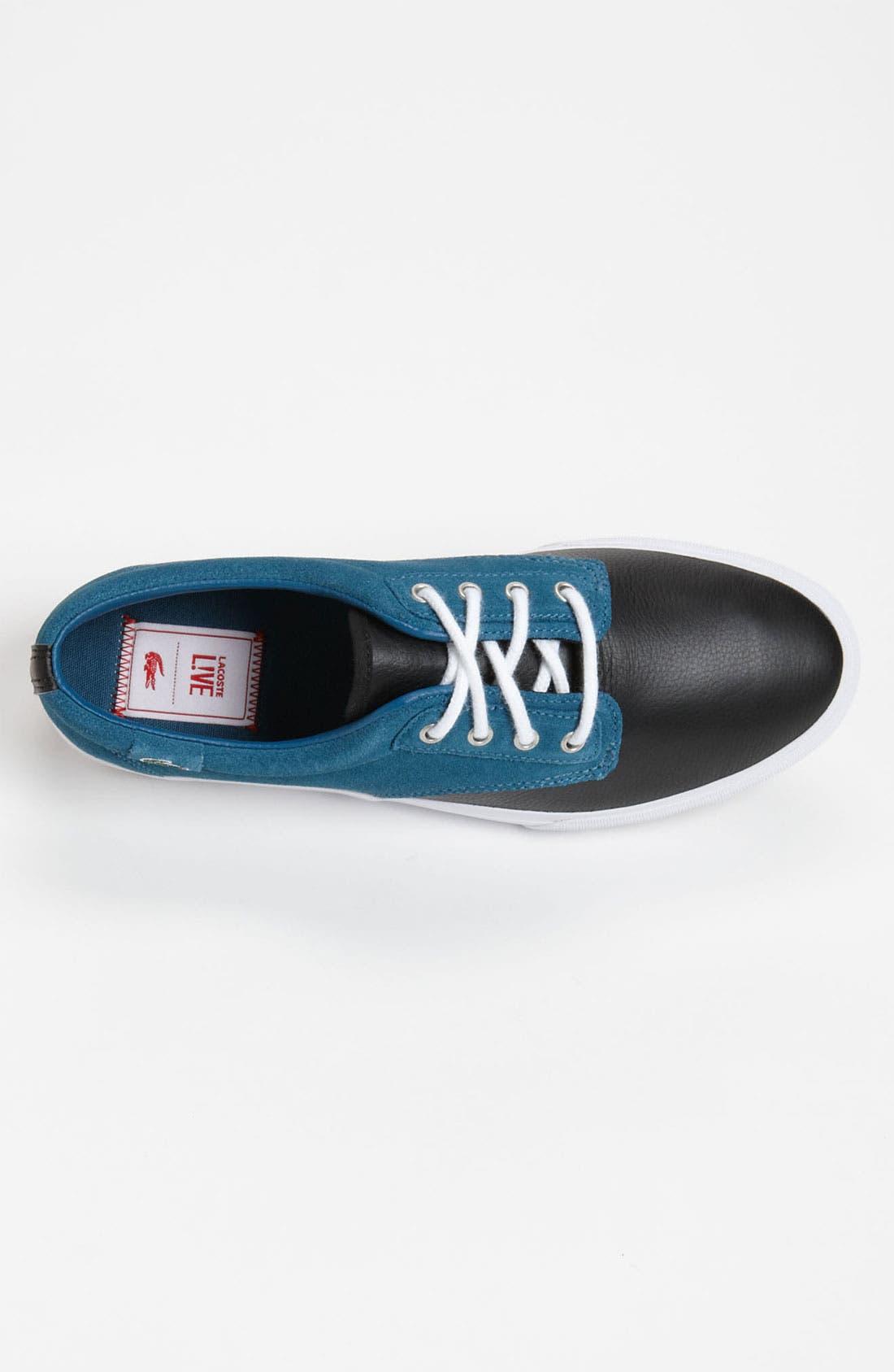 Alternate Image 3  - Lacoste 'Barbados LMS' Sneaker