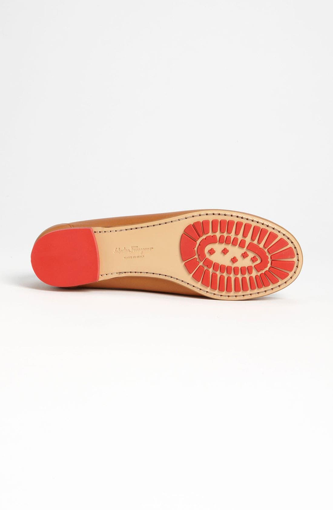Alternate Image 4  - Salvatore Ferragamo 'Simba' Loafer