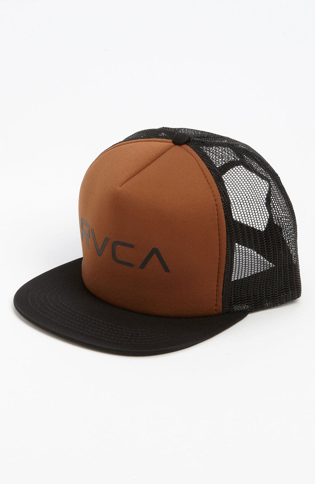 Alternate Image 1 Selected - RVCA Trucker Cap