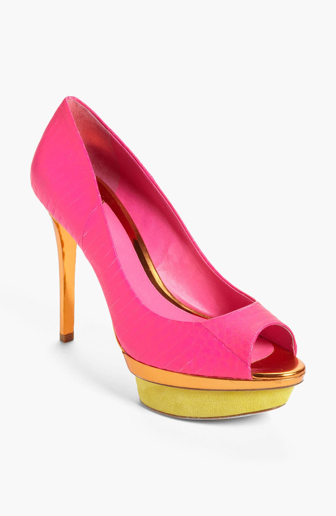 Alternate Image 1 Selected - B Brian Atwood 'Franciska' High Pump (Exclusive Color)
