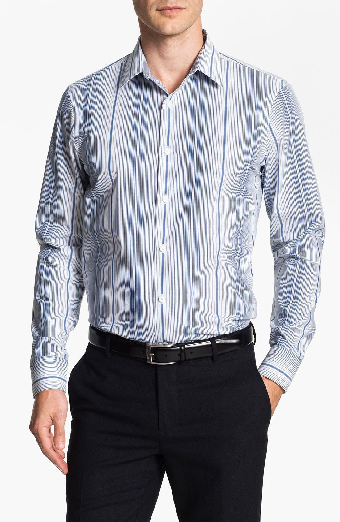 Alternate Image 1 Selected - Calibrate Regular Fit Sport Shirt