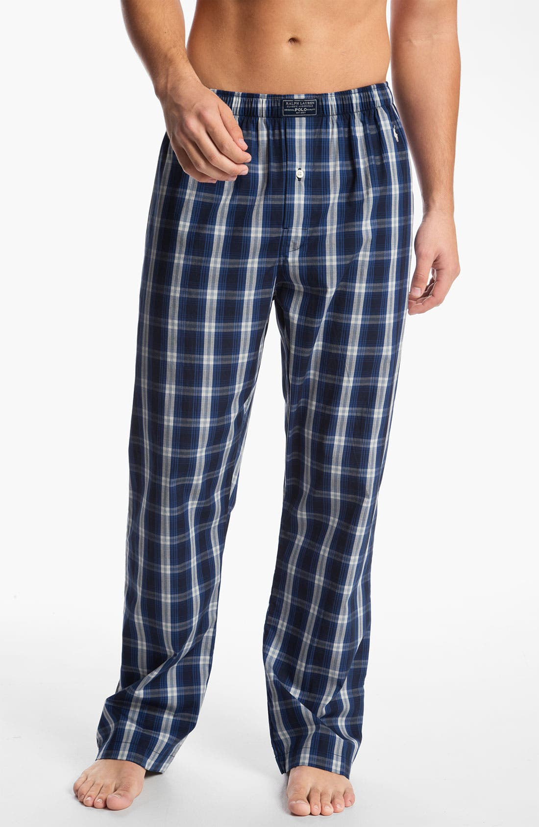 Alternate Image 1 Selected - Polo Ralph Lauren Lounge Pants