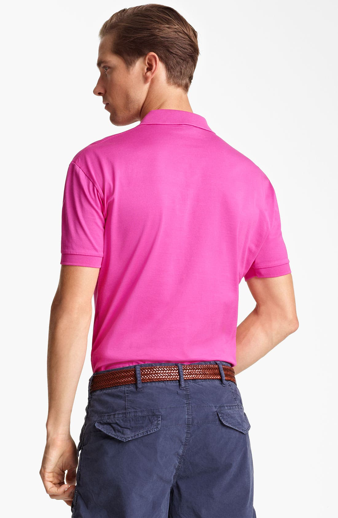 Alternate Image 2  - Polo Ralph Lauren Classic Fit Polo
