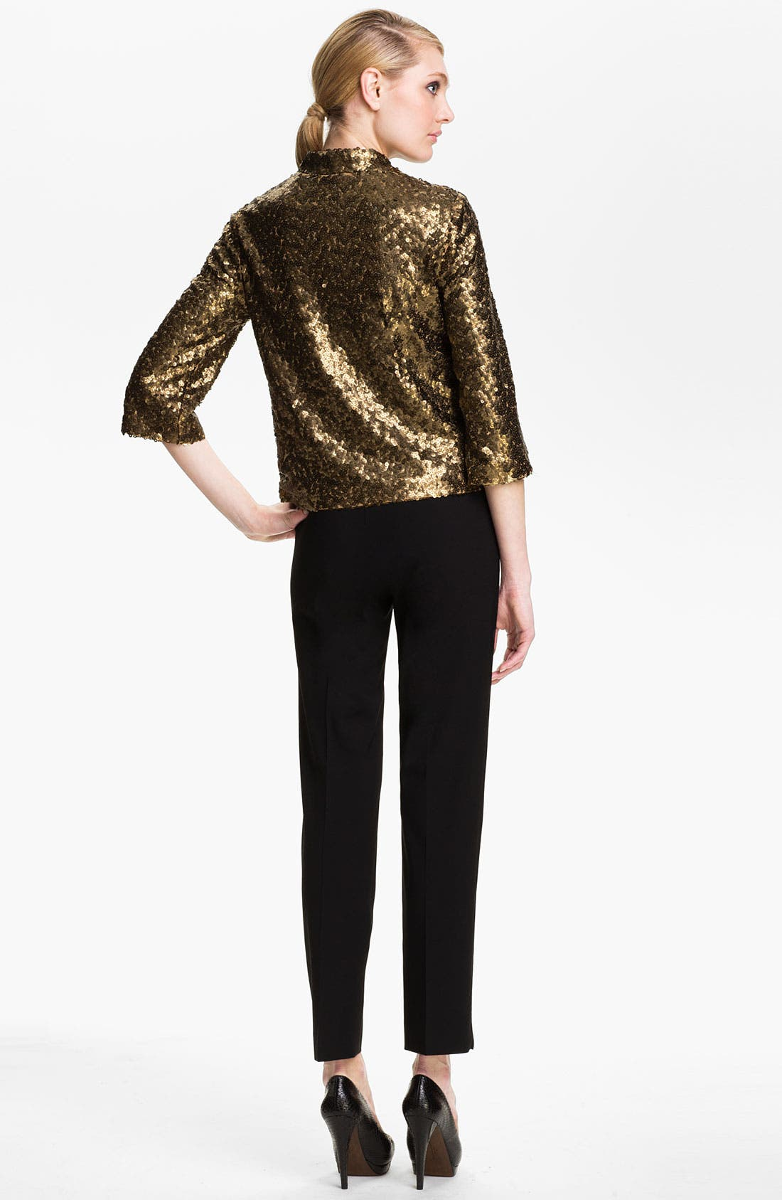 Alternate Image 5  - Alberto Makali Sequin Jacket