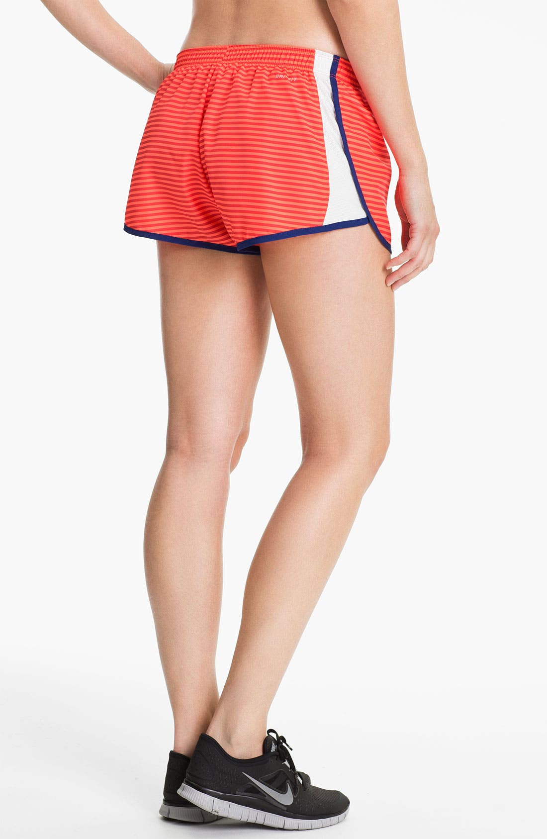 Alternate Image 2  - Nike 'Road Race' Stripe Running Shorts