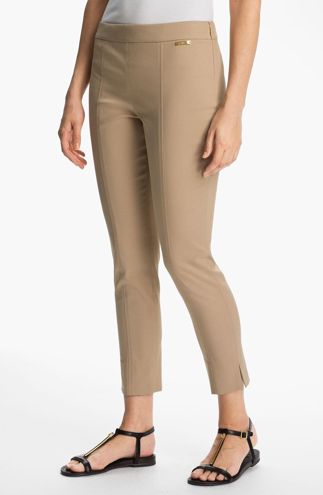 Alternate Image 1 Selected - Tory Burch 'Callie' Ankle Pants