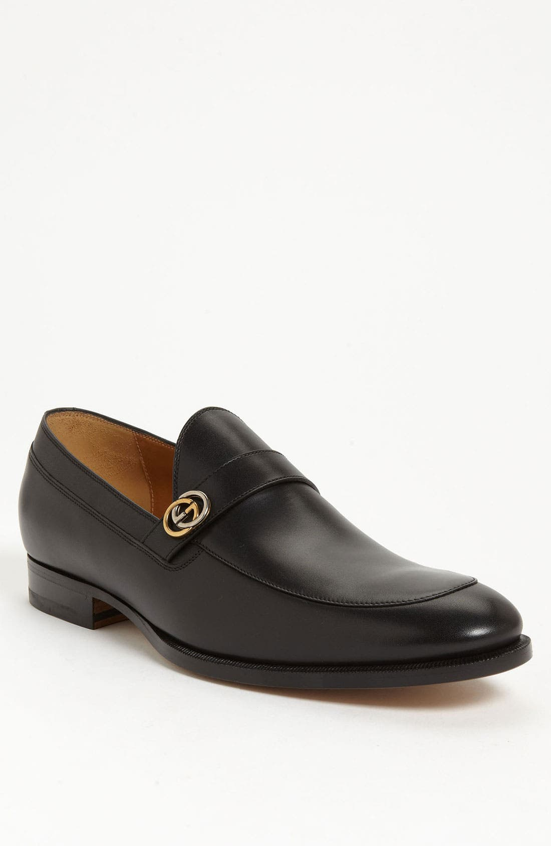 Alternate Image 1 Selected - Gucci 'Bouts' Loafer