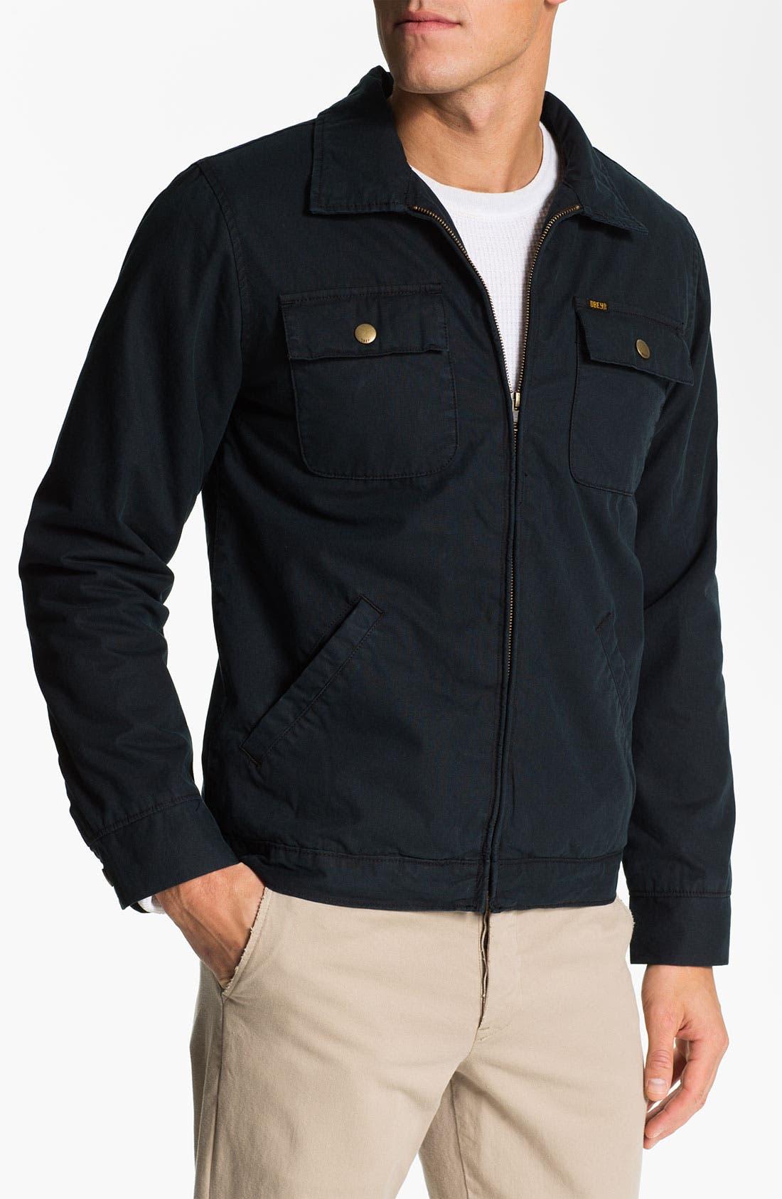 Alternate Image 1 Selected - Obey 'Marlow' Workwear Jacket