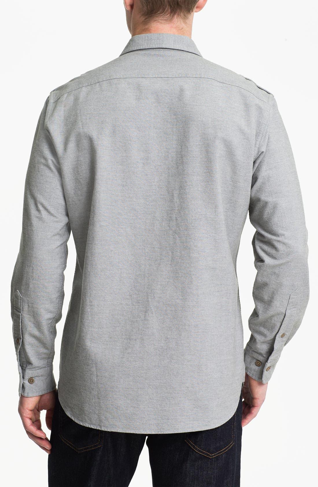 Alternate Image 2  - Brooks Brothers Regular Fit Oxford Shirt