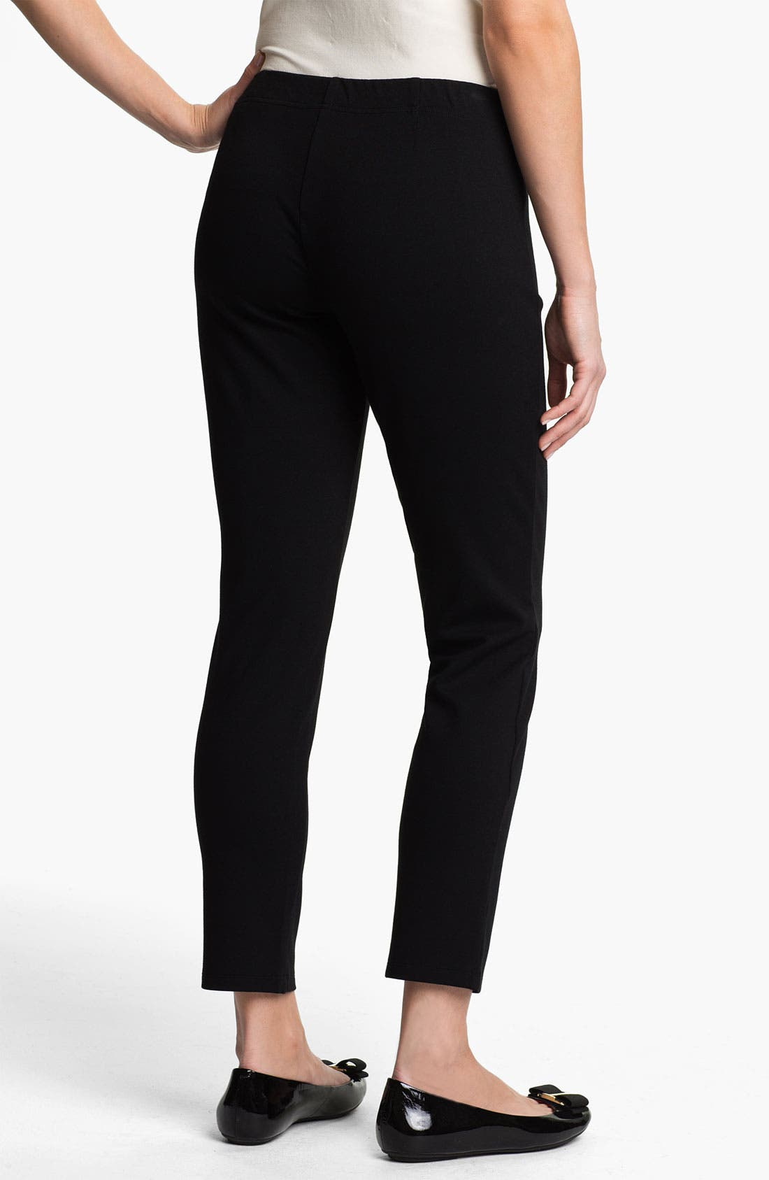 Alternate Image 2  - Eileen Fisher Ankle Pants (Online Exclusive)