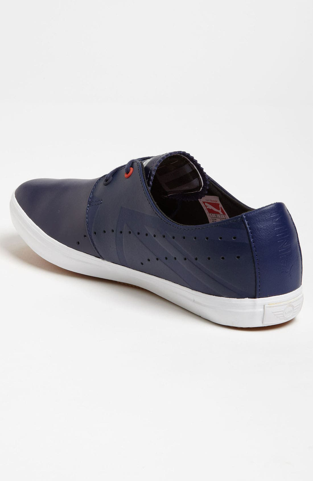 Alternate Image 2  - PUMA 'Mini Vulc' Sneaker (Men)