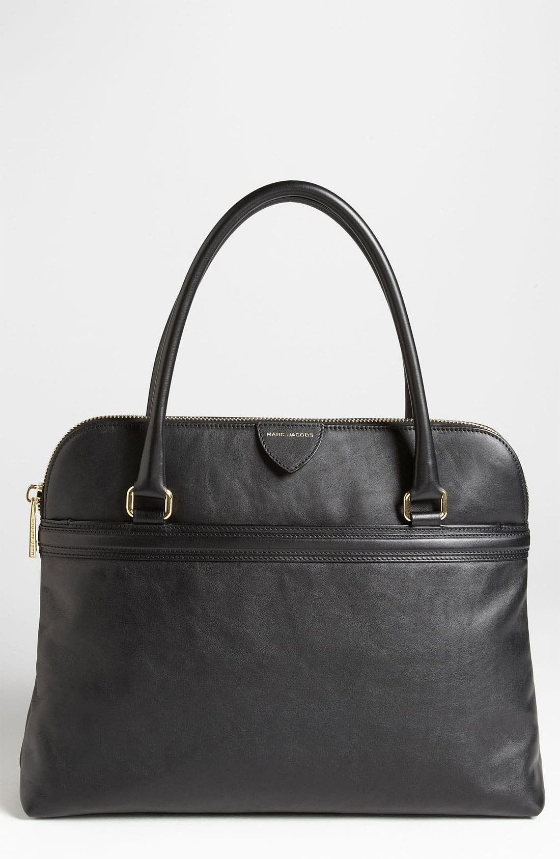 Alternate Image 1 Selected - MARC JACOBS 'Raleigh' Leather Satchel