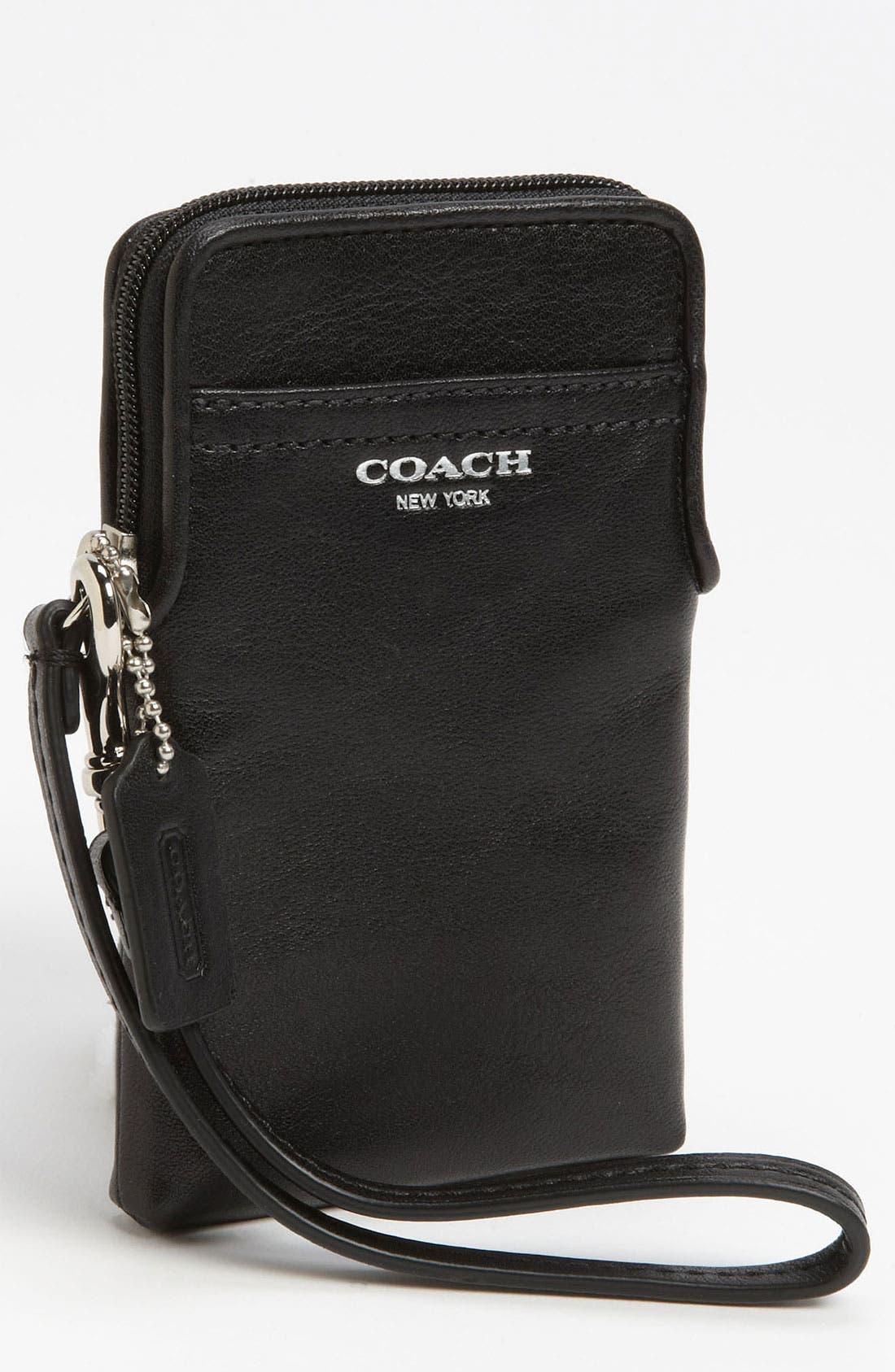 Main Image - COACH 'Legacy' Universal Phone Case