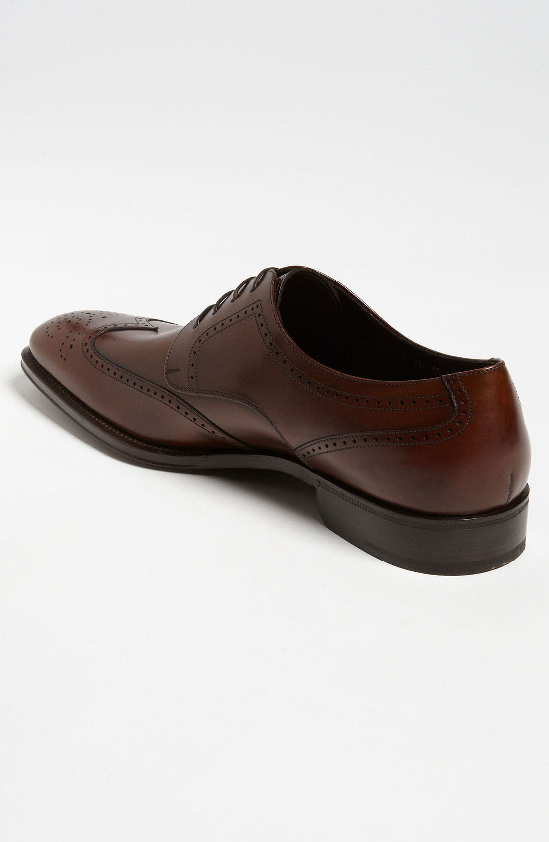 Alternate Image 2  - Salvatore Ferragamo 'Taylor' Wingtip