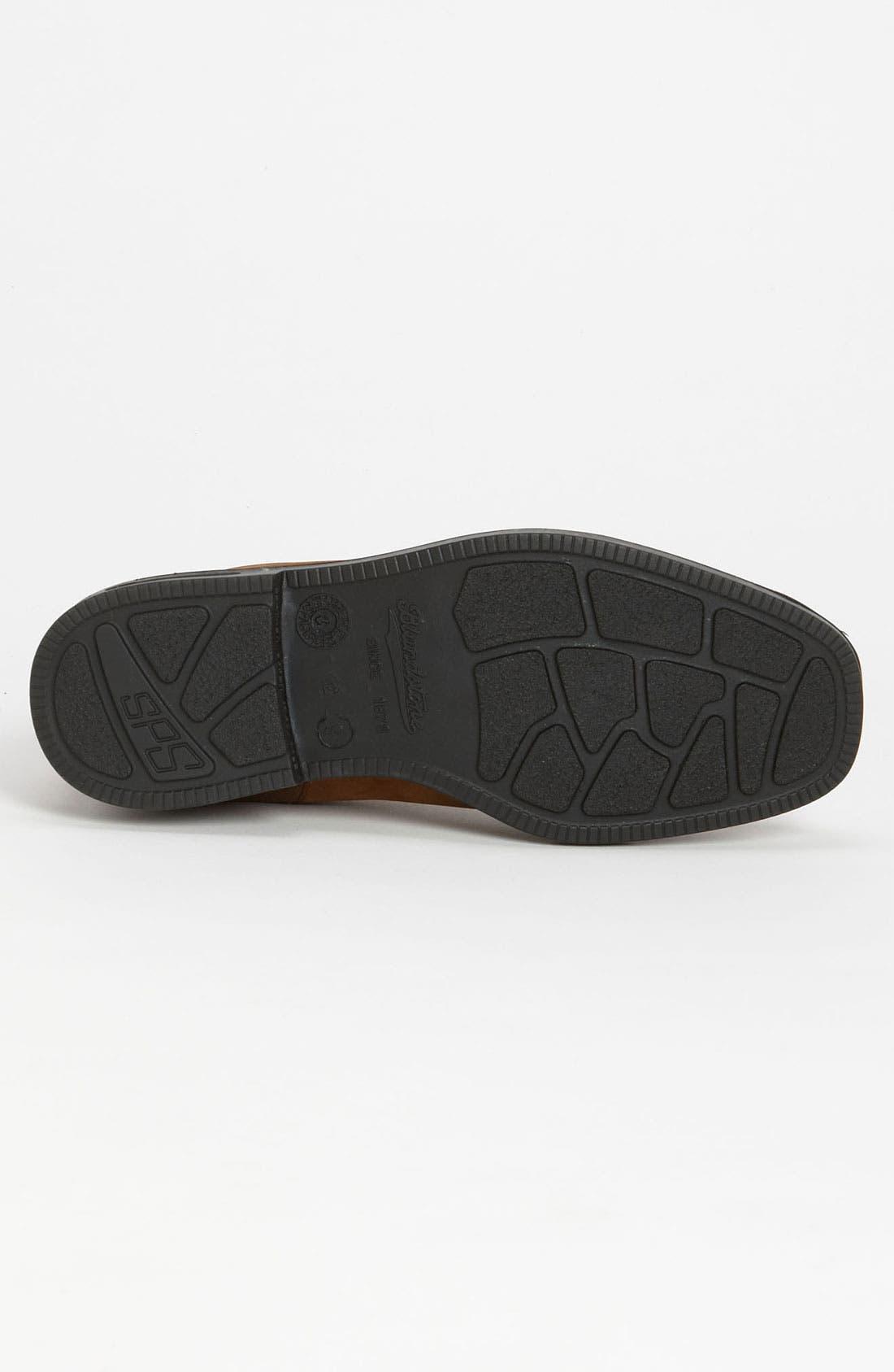 Footwear Chelsea Boot,                             Alternate thumbnail 4, color,                             Dark Brown
