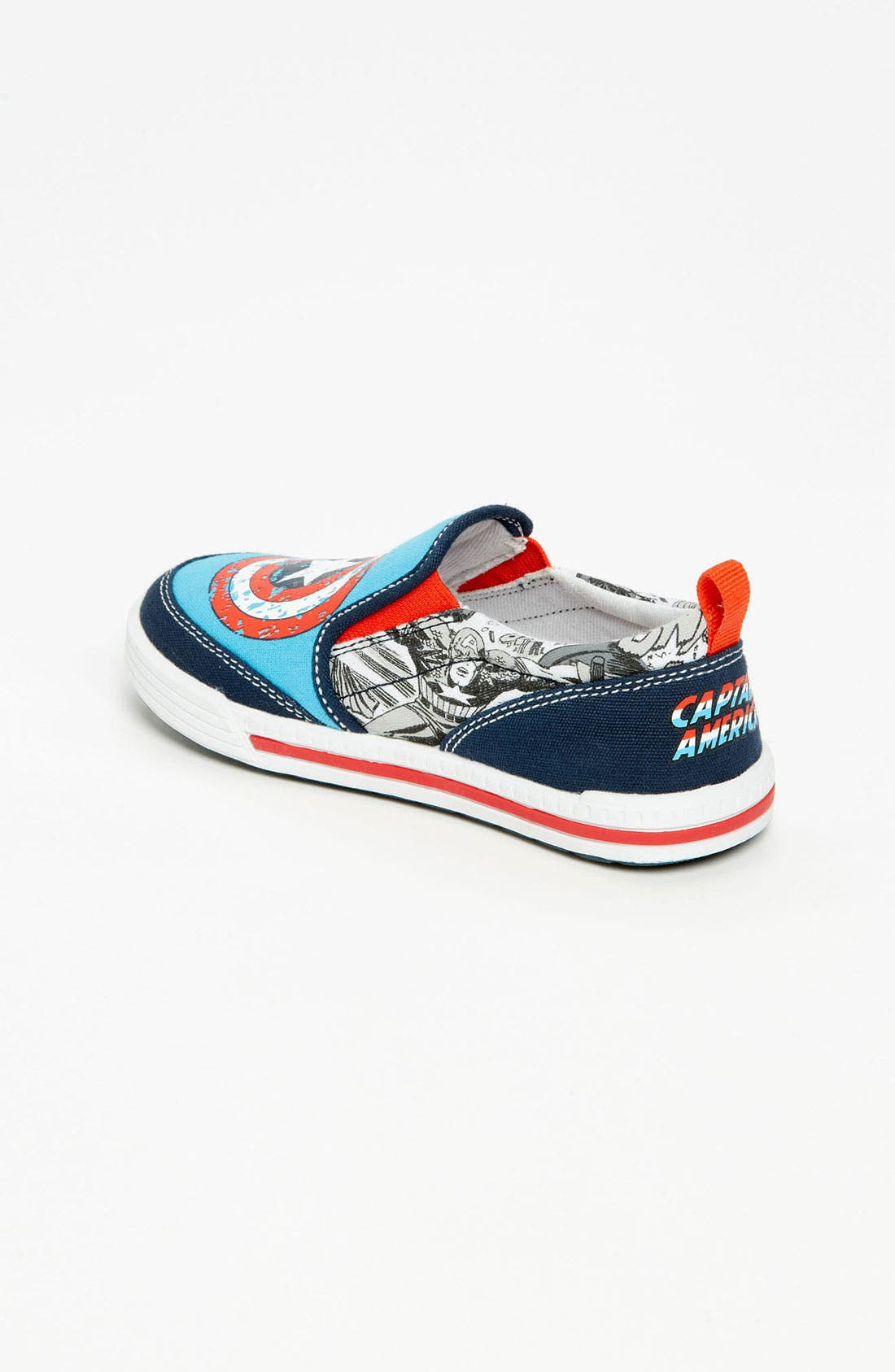Alternate Image 2  - Stride Rite 'Captain America™' Sneaker (Toddler)