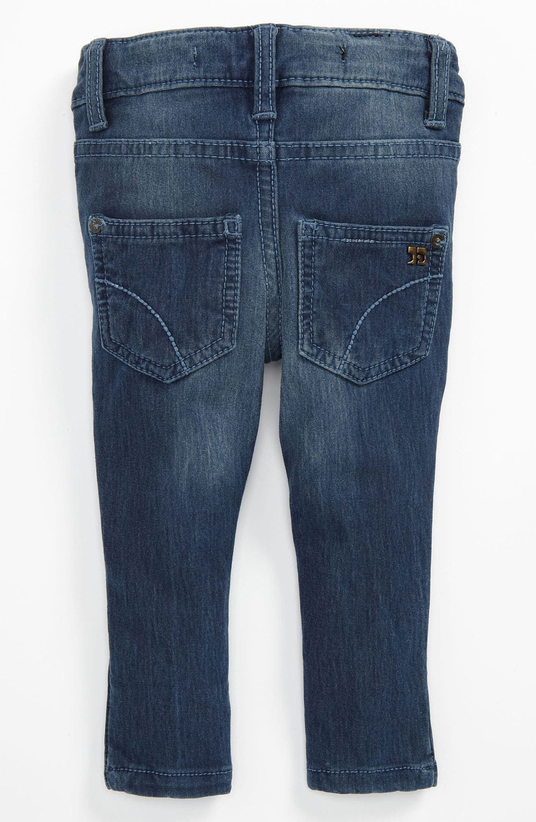 Alternate Image 1 Selected - Joe's Ultra Slim Fit Denim Jeggings (Toddler)