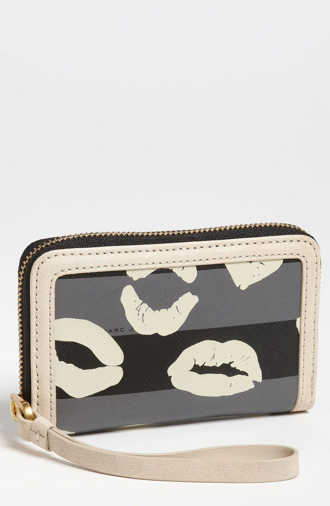 Alternate Image 1 Selected - MARC BY MARC JACOBS 'Eazy Pouch - Wingman B' Phone Wallet