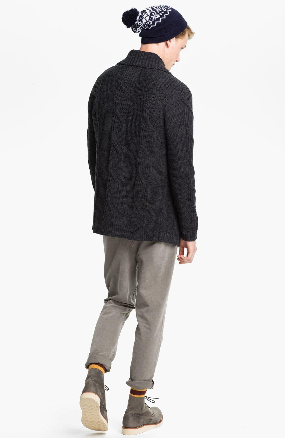 Alternate Image 3  - Topman Knit Cap