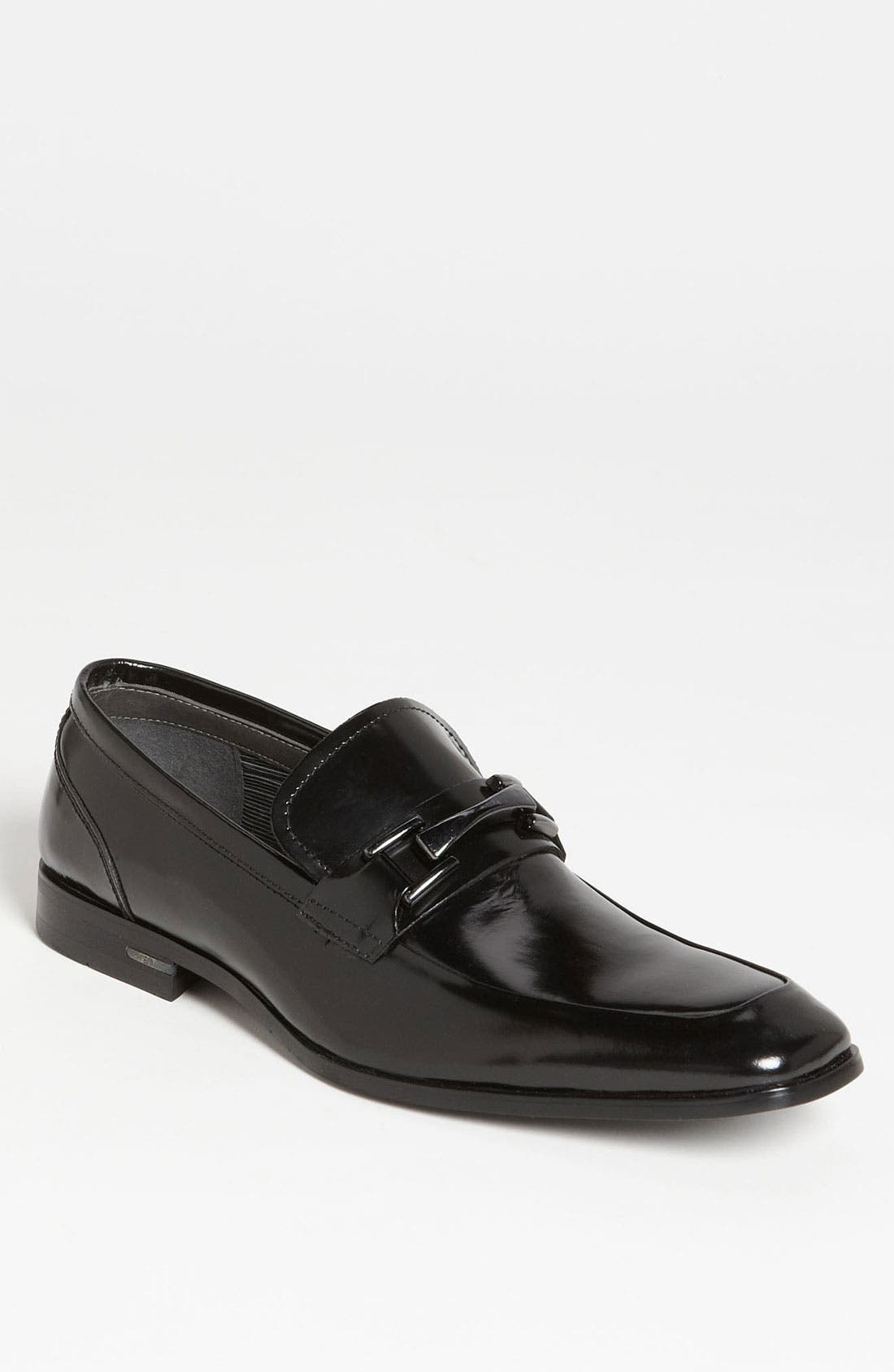 Alternate Image 1 Selected - Steve Madden 'Juggler' Bit Loafer (Online Only)