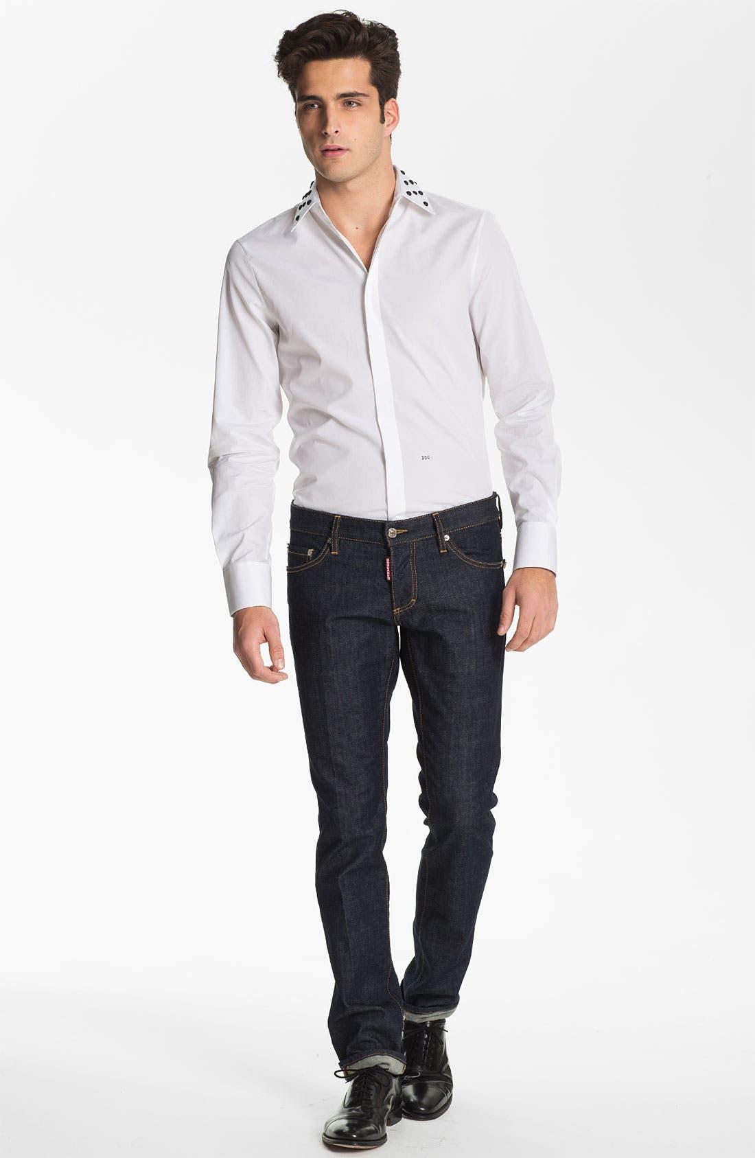 Alternate Image 5  - Dsquared2 Slim Fit Jeans