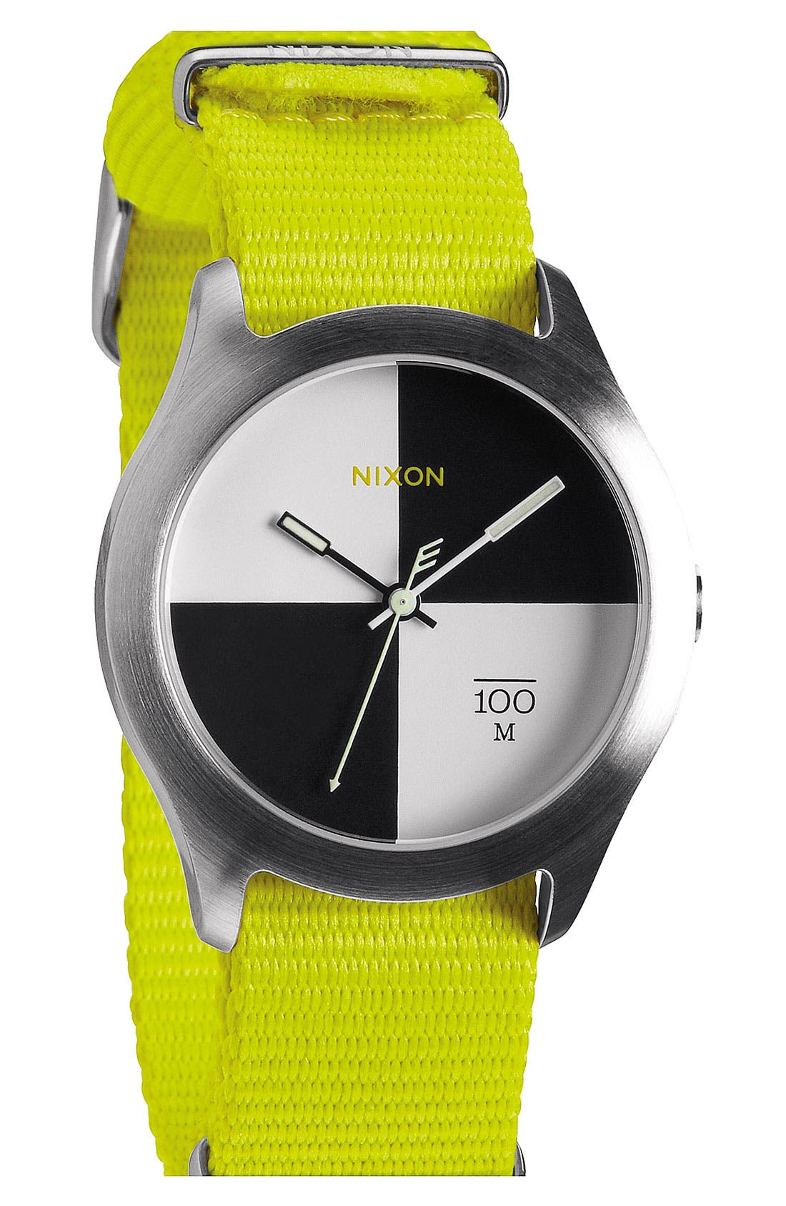 Main Image - Nixon 'The Quad Surplus' Watch