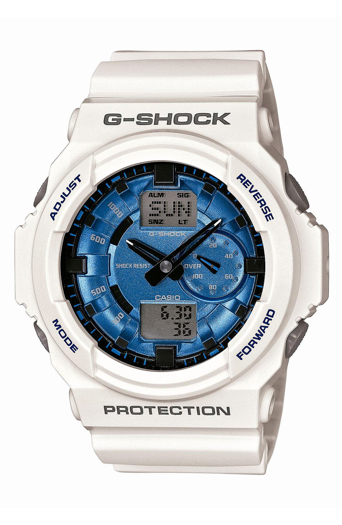 Alternate Image 1 Selected - G-Shock Dual Movement Watch, 52mm