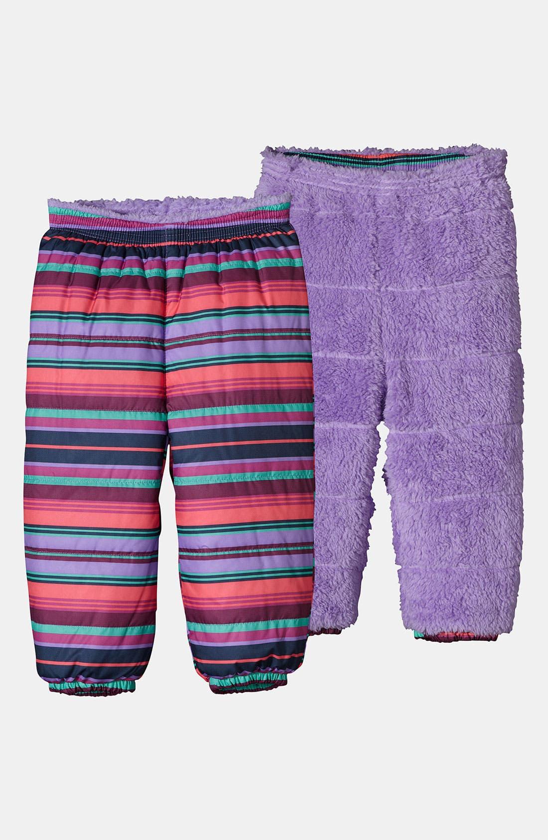 Alternate Image 1 Selected - Patagonia 'Tribbles' Reversible Pants (Infant)