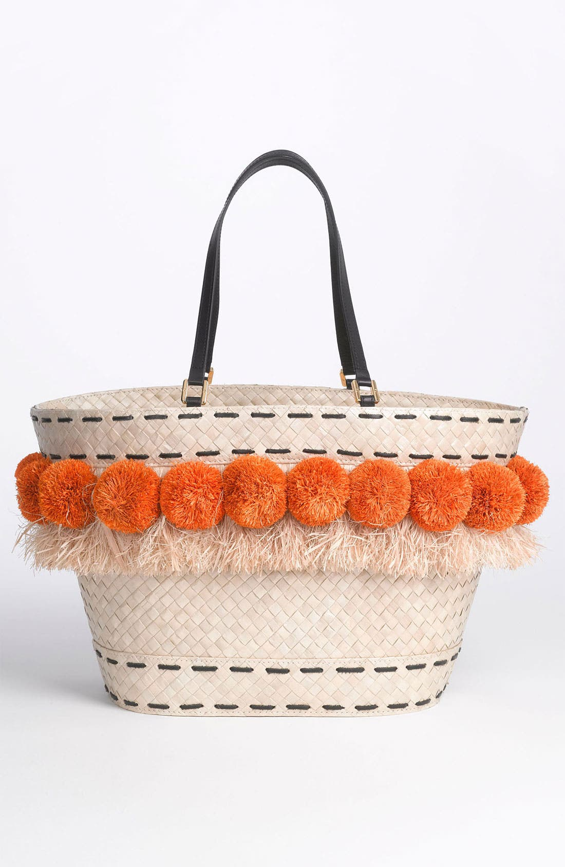 Alternate Image 4  - Tory Burch 'Norah - Beachy' Bucket Tote