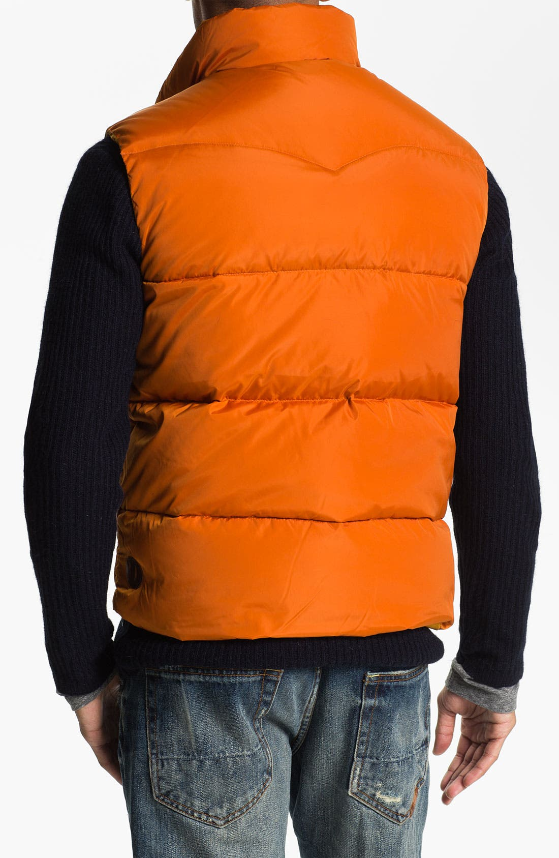 Alternate Image 2  - Scotch & Soda Reversible Quilted Vest