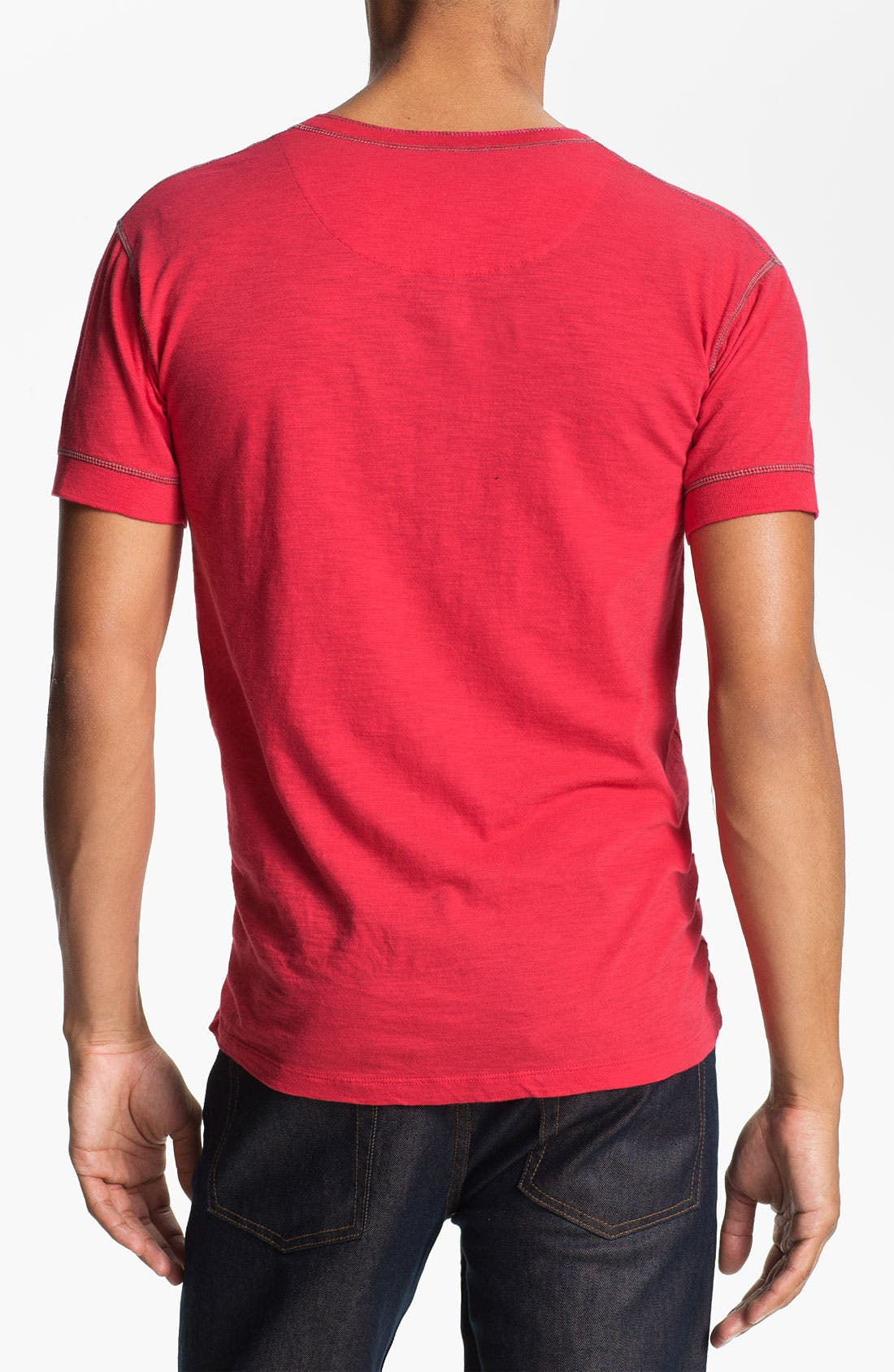 Alternate Image 2  - MARC BY MARC JACOBS 'Denis' Short Sleeve Henley T-Shirt