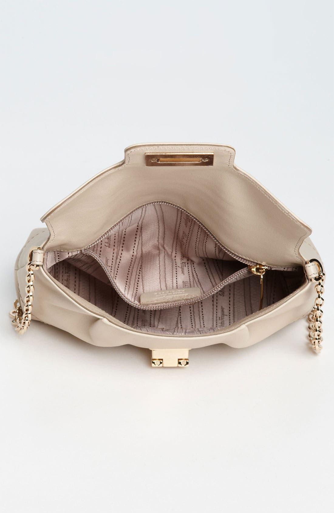 Alternate Image 3  - Salvatore Ferragamo 'Amelie' Leather Shoulder Bag